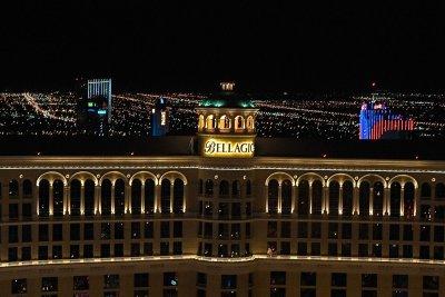 Las Vegas Bellagio hotel locked down, guests flee in burglary attempt