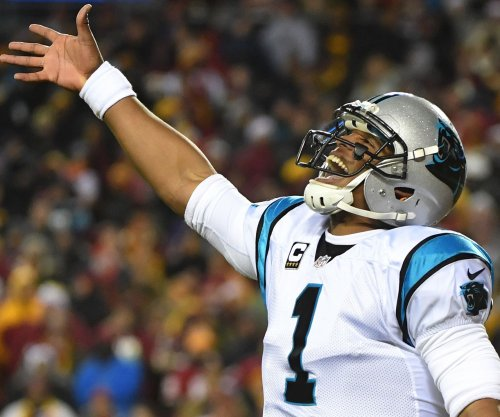 Carolina Panthers QB Cam Newton throws for first time since shoulder surgery