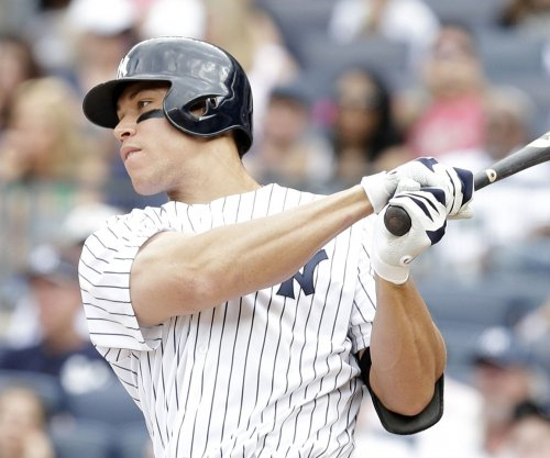 New York Yankees OF Aaron Judge hits 29th homer, ties Joe DiMaggio rookie record