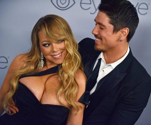 Mariah Carey, Bryan Tanaka cozy up at Golden Globes after-party