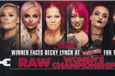 WWE Elimination Chamber: Shayna Baszler dominates the show