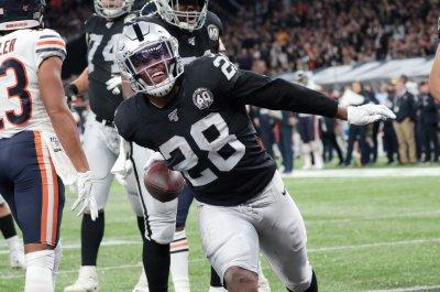 Las Vegas Raiders RB Josh Jacobs ruled out vs. Pittsburgh Steelers