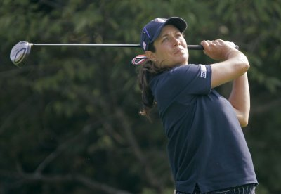 Diaz leads after first round in China