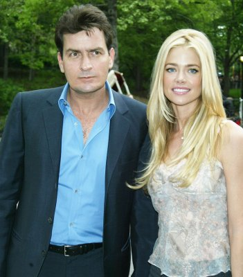 Charlie Sheen wants to reduce child support to Denise Richards