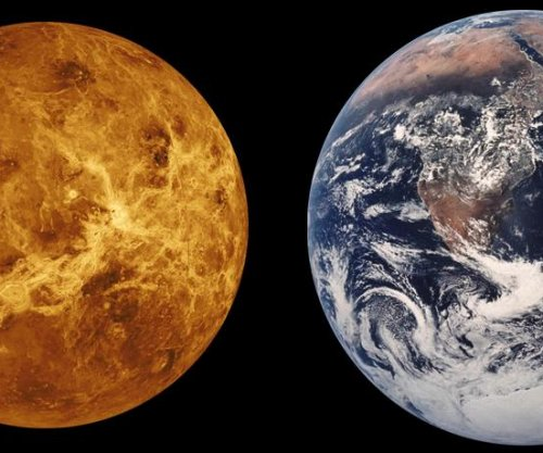 Venus once featured oceans of carbon dioxide