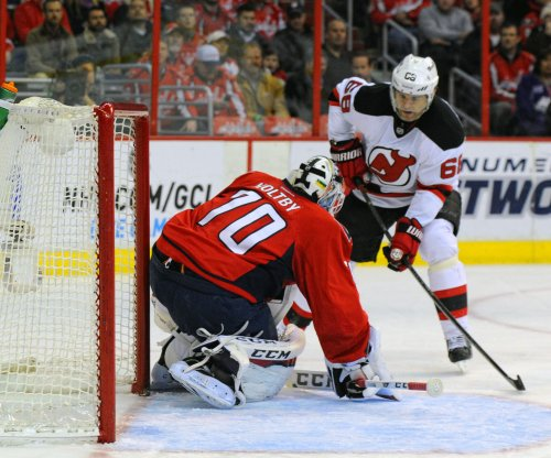 Jaromir Jagr records hat trick as New Jersey Devils down Philadelphia Flyers