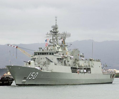Australia awards support contract for frigate engines