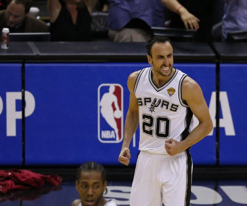 Ginobili will return for 14th year with San Antonio Spurs