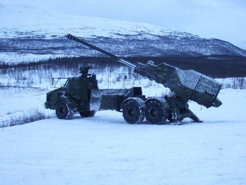 Sweden receives Archer artillery system
