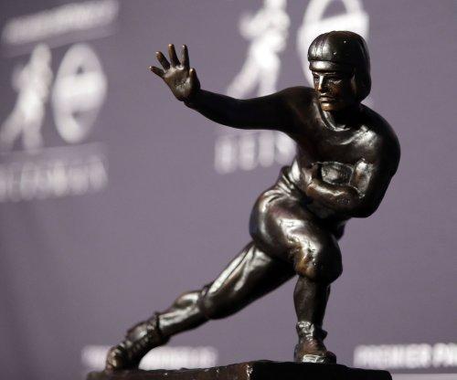 Alabama's Henry, Stanford's McCaffrey, Clemson's Watson named Heisman Trophy finalists