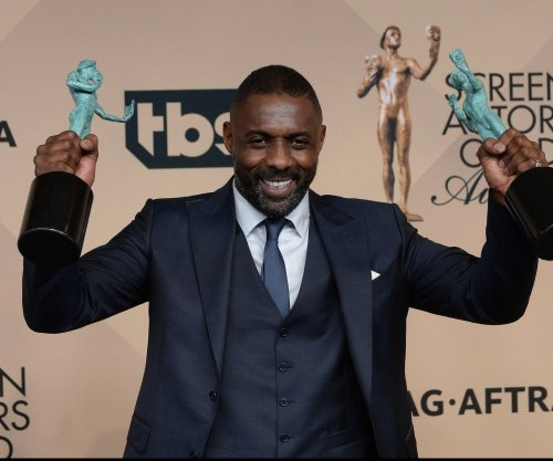 Idris Elba at the SAG Awards: 'Welcome to diverse TV'
