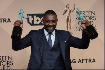 Idris Elba at the SAG Awards: 'Welcome to diverse TV'
