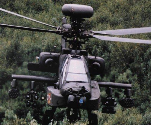 Longbow receives Apache radar upgrade contract