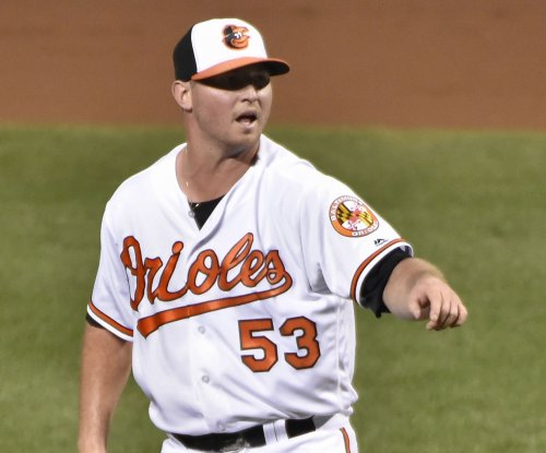 Baltimore Orioles put closer Zach Britton on disabled list after pain in forearm