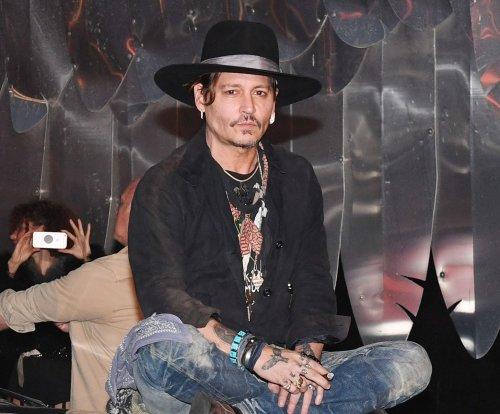 Johnny Depp jokes about an actor assassinating Donald Trump