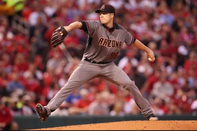 Arizona Diamondbacks ride Patrick Corbin for split with Houston Astros