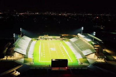 Texas town opens $72 million high school football stadium, most expensive in country