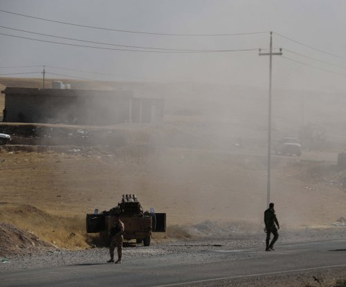 Kurdish government proposes end to independence push