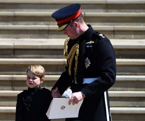 New photo released for Prince George's 5th birthday