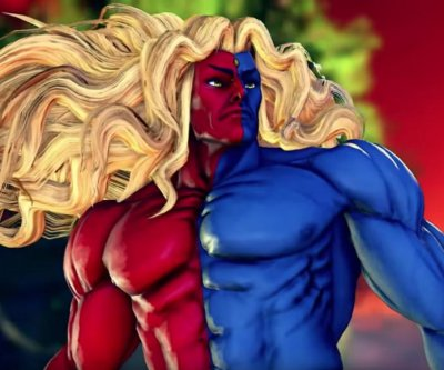 Street Fighter V: Champion Edition' announced with new character Gill