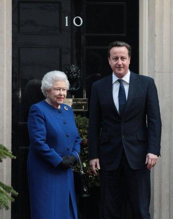 David Cameron delivers Christmas message