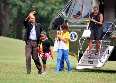 Full in-box awaits President Obama