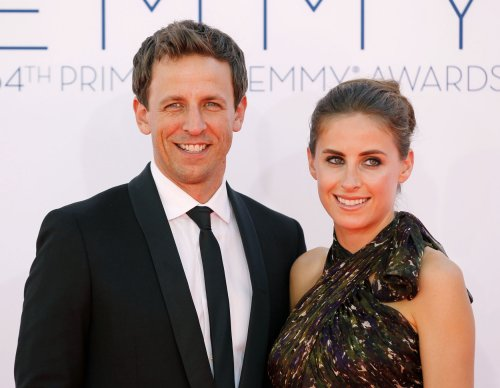 Comedian Seth Meyers engaged to lawyer Alexi Ashe