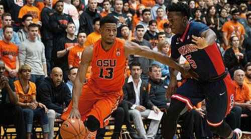 Oregon State edges No. 7 Arizona