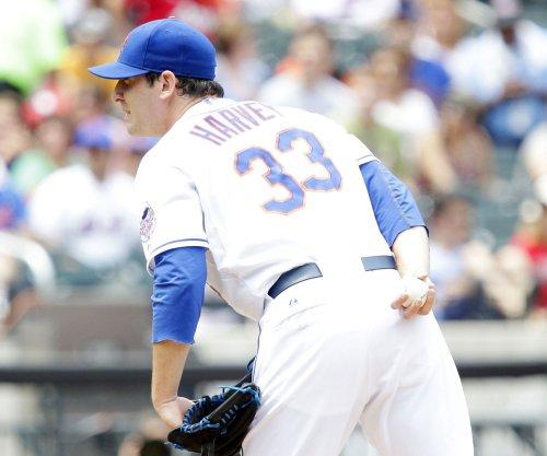 Matt Harvey goes for New York Mets in battle of division leaders