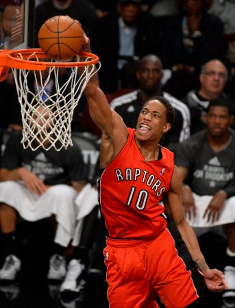 Red-hot Raptors host Magic