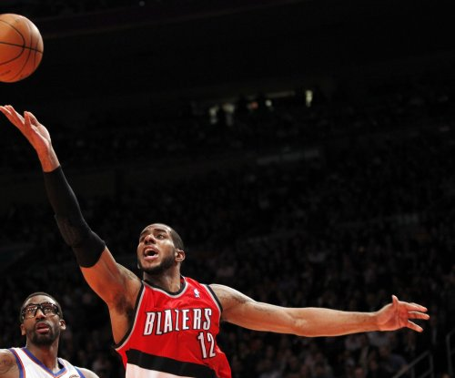 Portland Trail Blazers smoke Los Angeles Lakers