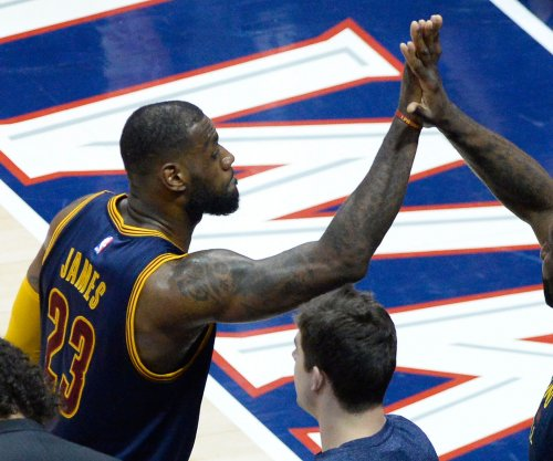 Cleveland Cavaliers eliminate Atlanta Hawks, advance to NBA Finals