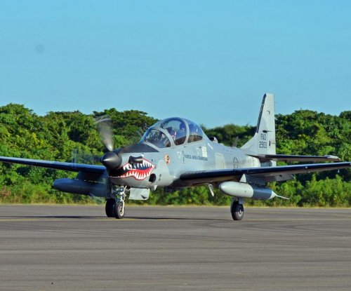 Ghana orders Embraer's light attack aircraft