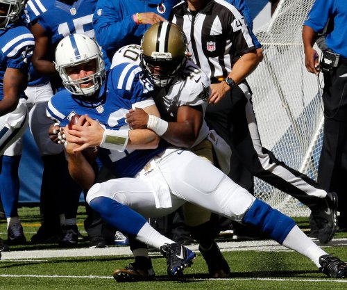 Indianapolis Colts mount comeback, fail to beat New Orleans Saints