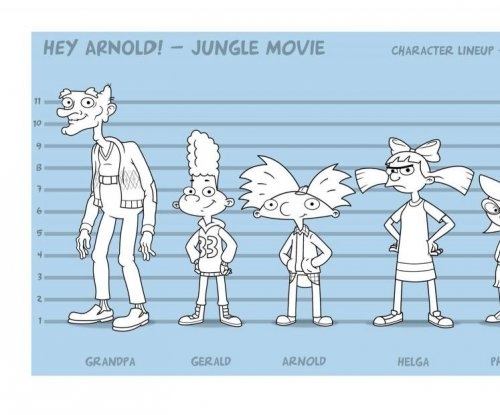 'Hey Arnold!: The Jungle Movie' to premiere Thanksgiving 2017