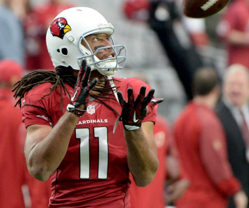 Arizona Cardinals WR Larry Fitzgerald has slight knee sprain