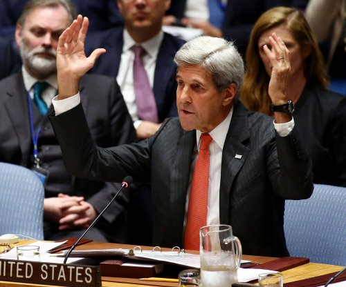 Audio tape shows Kerry frustrated about Syria as Aleppo nears collapse