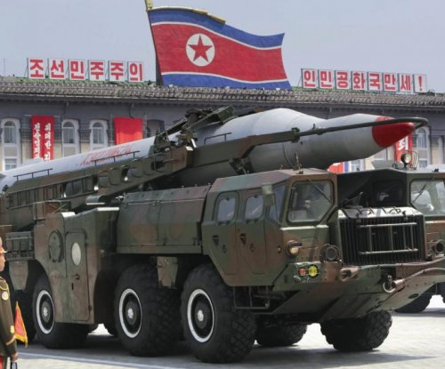 North Korea missile launch failed, U.S., South Korea militaries say