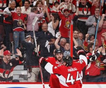 Erik Karlsson nets winner as Ottawa Senators edge New York Rangers in Game 1