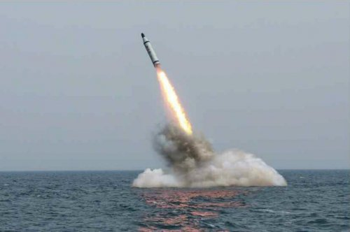 Analyst: North Korea submarine deployment could mean SLBM test