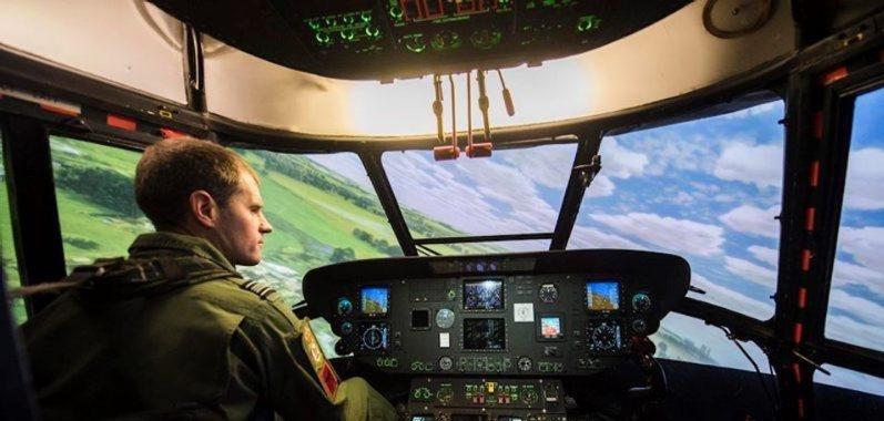 Britain extends helicopter pilot training contract - UPI com