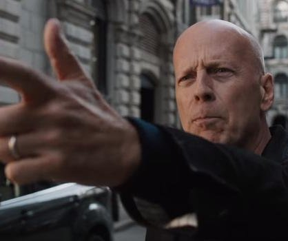 Bruce Willis hunts down criminals in second 'Death Wish' trailer