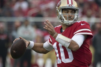 49ers, Garoppolo on same page from the start