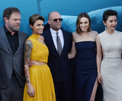 'The Meg' tops the North American box office with $44.5M