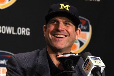 Michigan sits 2 defensive linemen vs. Western Michigan