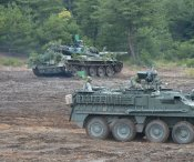 General Dynamics awarded $3.37B for Stryker vehicle support