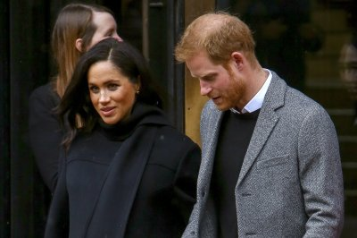 Prince Harry, Meghan Markle wish Prince William a happy birthday