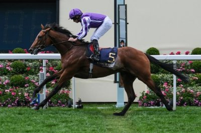 Japan wins King Edward VII; Hayley Turner second female Royal Ascot jockey winner