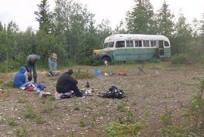 Newlywed dies in Alaska after attempting to cross river