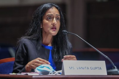 Senate narrowly votes to confirm Vanita Gupta as associate attorney general